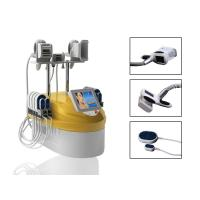Buy cheap RF Infrared Portable Cavi Cryo Diode Laser / Lipo Laser Machines For Salon product
