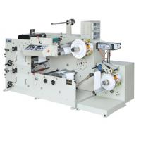 Buy cheap Stepless Frequency Control 2 Color Flexo Graphic Printing Machine HJRY-320B from wholesalers