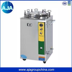 Buy cheap Type à haute pression de vente chaud verticale de la vapeur 35L-150L d'autoclave product