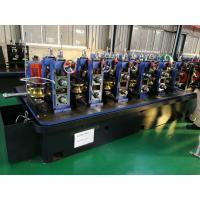 Buy cheap Enlarge Type Straight Seam Welding Machine For Metal Square Tube / Pipe product