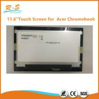 Buy cheap AUO 1366*768 B116XTB01.0 Touch Screen For Acer Chromebook R11 C738 product