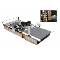 Stainless Steel Cutting Head Automatic Cloth Cutting Machine 16 - 25kw Power