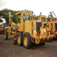 China Best work condition used CAT 12G grader for sale / Used Cat 12g grader in lowest price for sale on sale