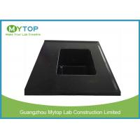 Buy cheap Integrated Chemical Resistant Epoxy Resin Lab Sinks With Laboratory Water Basin product