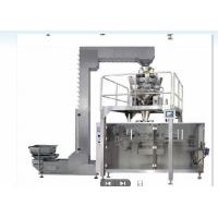 Buy cheap Snacks Stand Up Pouch Filling Machine Max Volume 600ml CE Certification product