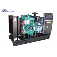 Buy cheap Household 10 - 30 kVA Diesel Engine Generator With 4 Stroke , Water Cooled product
