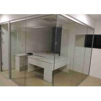 Buy cheap Durable Internal Glass Wall Panels Panoramic Non Loadbearing Floor To Ceiling System product