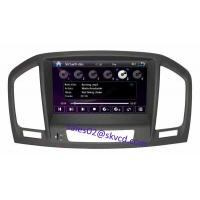 China Opel Insignia car dvd player with GPS, BLUETOOTH, IPOD on sale