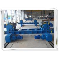Buy cheap Auto PU Wheel Pipe Welding Rotator VFD Control With Motorized Bogie CE ISO product