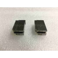 Buy cheap Rectangle DC53 OEM Insert Precision Mold Components For Computer product