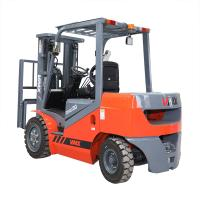 Buy cheap 3 Ton Diesel Forklift Truck 6000mm Max Lifting Height High Capacity product