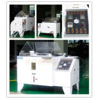 Buy cheap Humidity controllable salt spraying test machine for coating products/Drying humidity salt corrosion test chamber product
