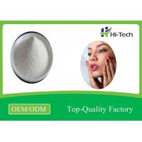 Buy cheap Powder Form Pure Hyaluronic Acid Products Skin Care For Anti - Aging product