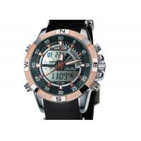 Buy cheap Male Analog Outdoor Military Watches Precision Time With White Dial product