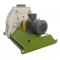 Buy cheap Biomass Wood Hammer Mill Machine in Wood Crushing 3-4t/h Thailand product