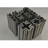 Buy cheap 4590 Manufacture 99% pure t slot aluminum extrusion, alloy 6063 industrial aluminum profile industry cheap product