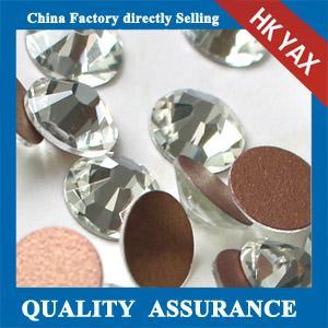 Buy cheap China Wholesale Lead Free Non Hotfix Flat Back Rhinestone product
