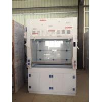 Buy cheap PP Lab Furniture Hot Sale Low Cost Fuming Cupboard Polypropylene Laboratory Fume Hood product