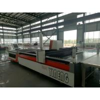 Buy cheap CNC Automatic Knife Cutter PU Leather Fabric Textile Cuttina Machine with Spreader Provided from wholesalers