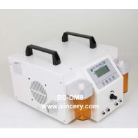 Buy cheap Crystal and diamond dermabrasion with hydro peel function beauty machine BS-DM8 product