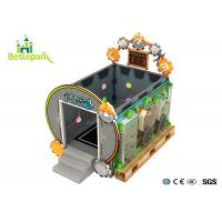 Buy cheap Shopping Mall Kids Indoor Playground With Race Against Time Safe & Environmental from wholesalers