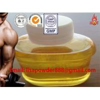 Buy cheap Yellow Viscous Liquid Boldenone Steroids Hormone / Equipoise for Pharmaceutical product