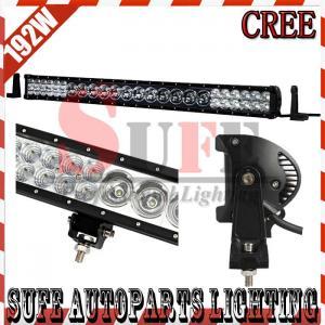 """Buy cheap 32"""" 192W GUIDE OPTIQUE du CREE LED COMBINÉ POUR la LUMIÈRE FONCTIONNANTE 4WD SUV JEE du CAMION ATV UTE LED d'OFF ROAD product"""