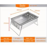 Carbon Outdoor Stainless Steel Bbq Grill 94176309