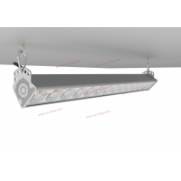Buy cheap Suspension 150W/M 60W Linear Led Wall Washer A4 Beam product