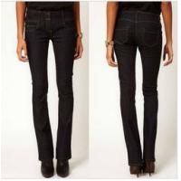 Buy cheap Ethosens Super Sexy Flare with Stitch Detail in Dark Indigo   product