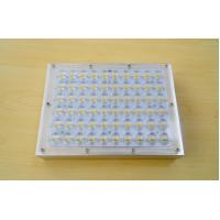 Buy cheap 60W Led Street Light Accessories , Street Light Retrofit Kits with Led Lens product
