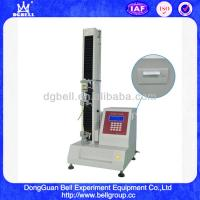 Buy cheap 50KG /500N Universal Material Tensile Strength Testing Equipment BF-BL-500NS Customized Universal Testing Machine from wholesalers