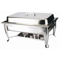 China Fuel chafing dish/electric buffet chafer on sale