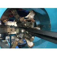 Buy cheap 8mm Polygonal Light Pole Production Line 60-500mm Diameter With Speedy Welding product