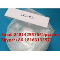 Buy cheap LGD4033 SARMS powder LGD-4033 Ligandrol CAS 1165910-22-4 For Muscle Growth from wholesalers