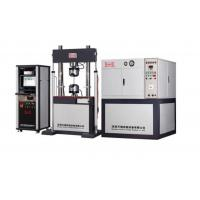 Buy cheap Servo Hydraulic Tension Torsion Fatigue Testing Equipment ±1% Displacement Accuracy product