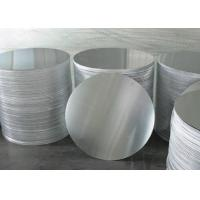 Buy cheap 3mm Thick 1100 Aluminium Circles DC Rolled Polished For Cookware Pot Making product