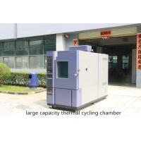 Buy cheap Good Stability High Performance Thermal Cycle Chamber 10 ºC / Min Rapid Rate product