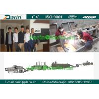 Buy cheap CE Approved Corn Snacks Food Double Screw Extruding Line Manufacturer product