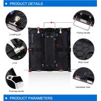 Buy cheap Kinglight Black Face Led Video Sreen Rental Type High Contrast 4000HZ Refresh 4K from wholesalers