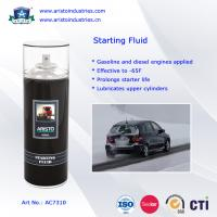 Buy cheap Low Temperature Engine Starter Fluid / Quick Starting Fluid Spray Car Care Products product