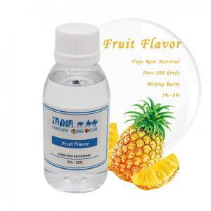 Buy cheap USP Pomegranate Concentration Fruit Flavors For E Liquid product