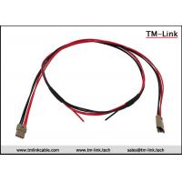 Buy cheap Molex 2.5mm pitch  4 way male to female custom wire harness with PVC Jacket product