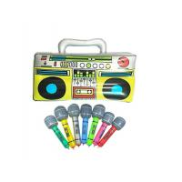 """Buy cheap Colorful 16"""" Inflatable Kids Toys Microphones Speaker & Musical Instruments from wholesalers"""