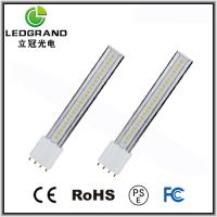 China 10W Plug In LED Lights LG-2G11-1010B 720Lm Liminous Flux wholesale