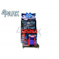 China Amusement Park Equipment Coin Operated Snow Motor Racing Game Machine on sale