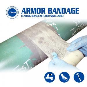 China Certified in Europe & USA,ansen fiberglass pipe repair wrap fix tape Fiber-fix kit for fast repair pipe leaks on sale