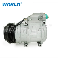Buy cheap 10PA17C Fixed Displacement Compressor For MB100 6611303415 Pulley PV6 product