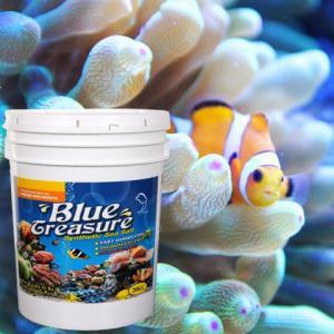 Buy cheap 6.7kg/bag Blue Treasure Aquarium Reef Sea Salt product