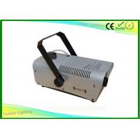 China 3500 cuft / Min Stage Fog Machine / Small Scale Smoke Machine For Party on sale